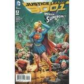 GIBI JUSTICE LEAGUE 3003 N°02