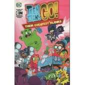 GIBI TEEN TITANS GO! THEIR GREATEST HIJINKS
