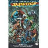 GIBI JUSTICE LEAGUE - ENDLESS Nº04