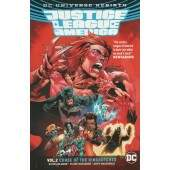 GIBI JUSTICE LEAGUE OF AMERICA - CURSE OF THE KINGBUTCHER Nº02