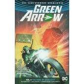 GIBI GREEN ARROW - THE RISE OF STAR CITY Nº04