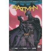 GIBI BATMAN - REBIRTH DELUXE EDITION Nº02