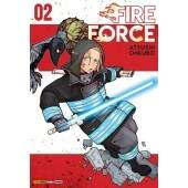 GIBI FIRE FORCE Nº02