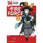 GIBI FIRE FORCE Nº04