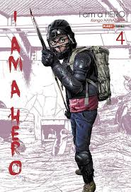 MANGÁ I AM HERO Nº04