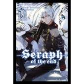 MANGÁ SERAPH OF THE END Nº11