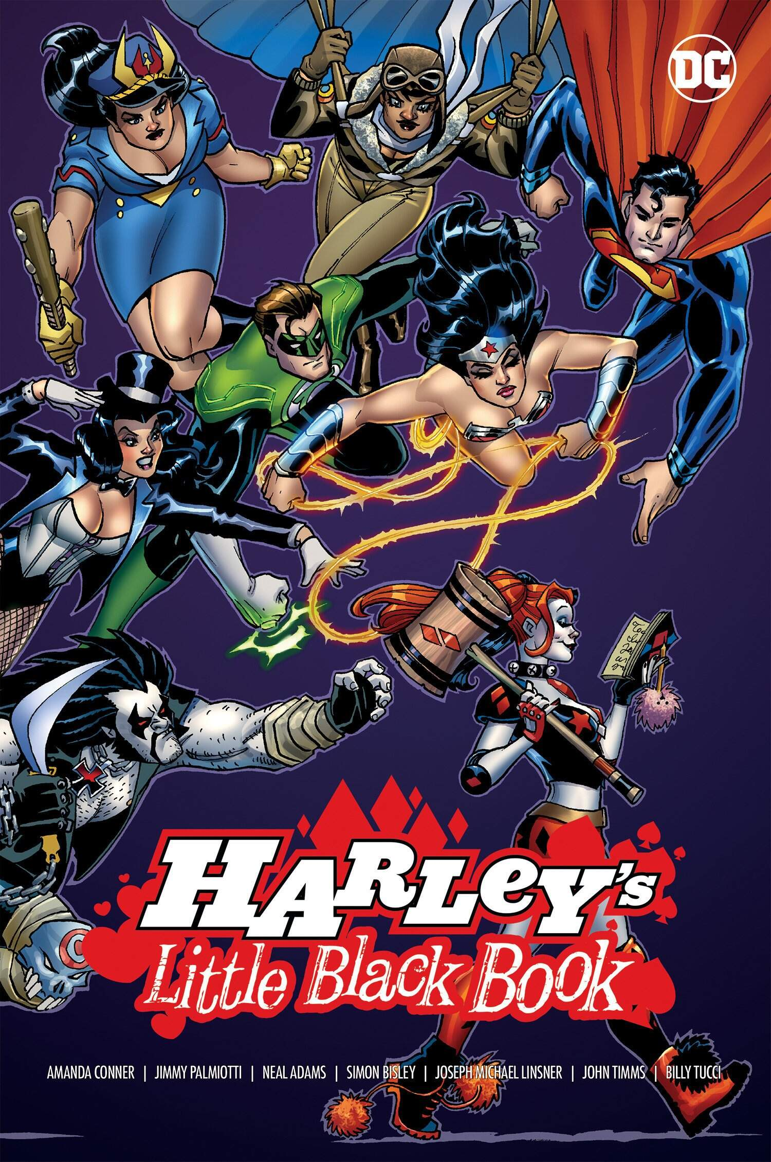 GIBI HARLEY\\\'S LITTLE BLACK BOOK