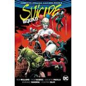 GIBI SUICIDE SQUAD - THE REBIRTH DELUXE EDITION BOOK 3