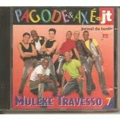 CD MULEK TRAVESSO - PAGODE E AXÉ NO JT