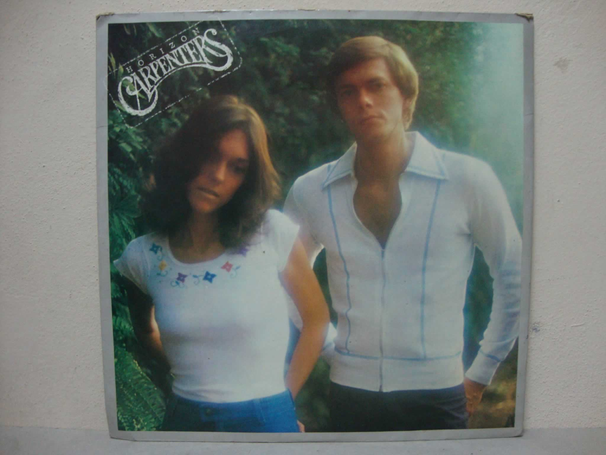 VINIL CARPENTERS - HORIZON