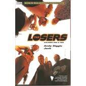 GIBI THE LOSERS VOLUMES ONE & TWO