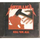 CD METALLICA - KILL \'EM ALL