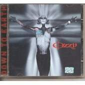 CD OZZY OSBOURNE - DOWN TO EARTH