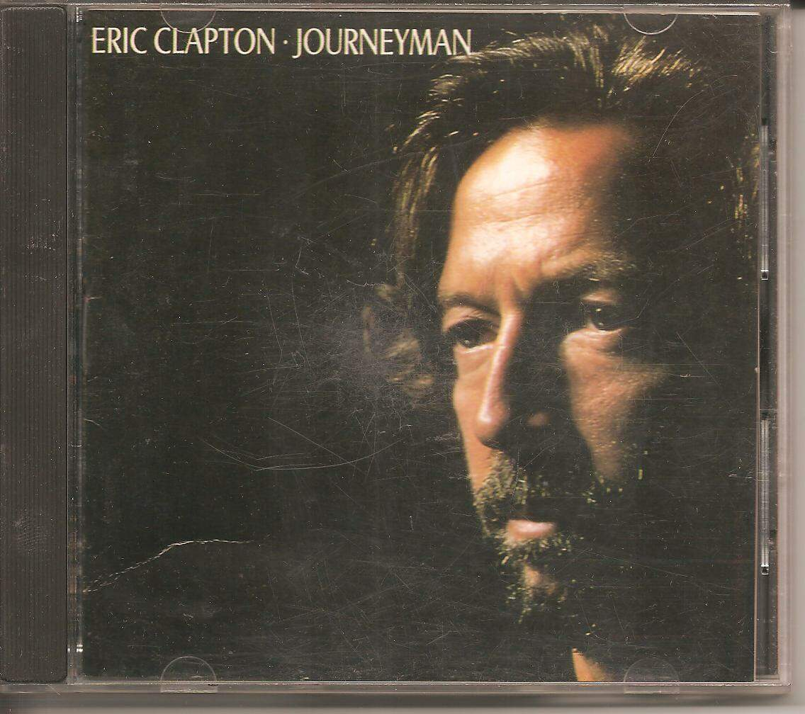 CD ERIC CLAPTON - JOURNEYMAN