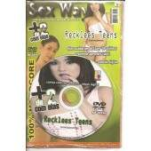 DVD ERÓTICO SEX WAY N°36 - RECKLEES TEENS