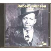 "CD ROBERT JOHNSON ""THE LEGENDARY BLUES SINGER\"" - MESTRES DO BLUES N°11"
