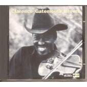 "CD CLARENCE \'GATEMOUTH\' BROWN ""SAN ANTONIO BALLBUSTER\"" - MESTRES DO BLUES N°17"