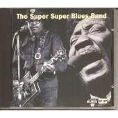 "CD THE SUPER SUPER BLUES BAND ""LONG DISTANCE CALL\"" - MESTRES DO BLUES N°37"
