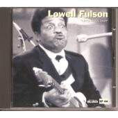 "CD LOWELL FULSON ""RECONSIDER BABY\"" - MESTRES DO BLUES N°44"