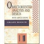 LIVRO OBJECT ORIENTED ANALYSIS AND DESIGN WITH APPLICATIONS