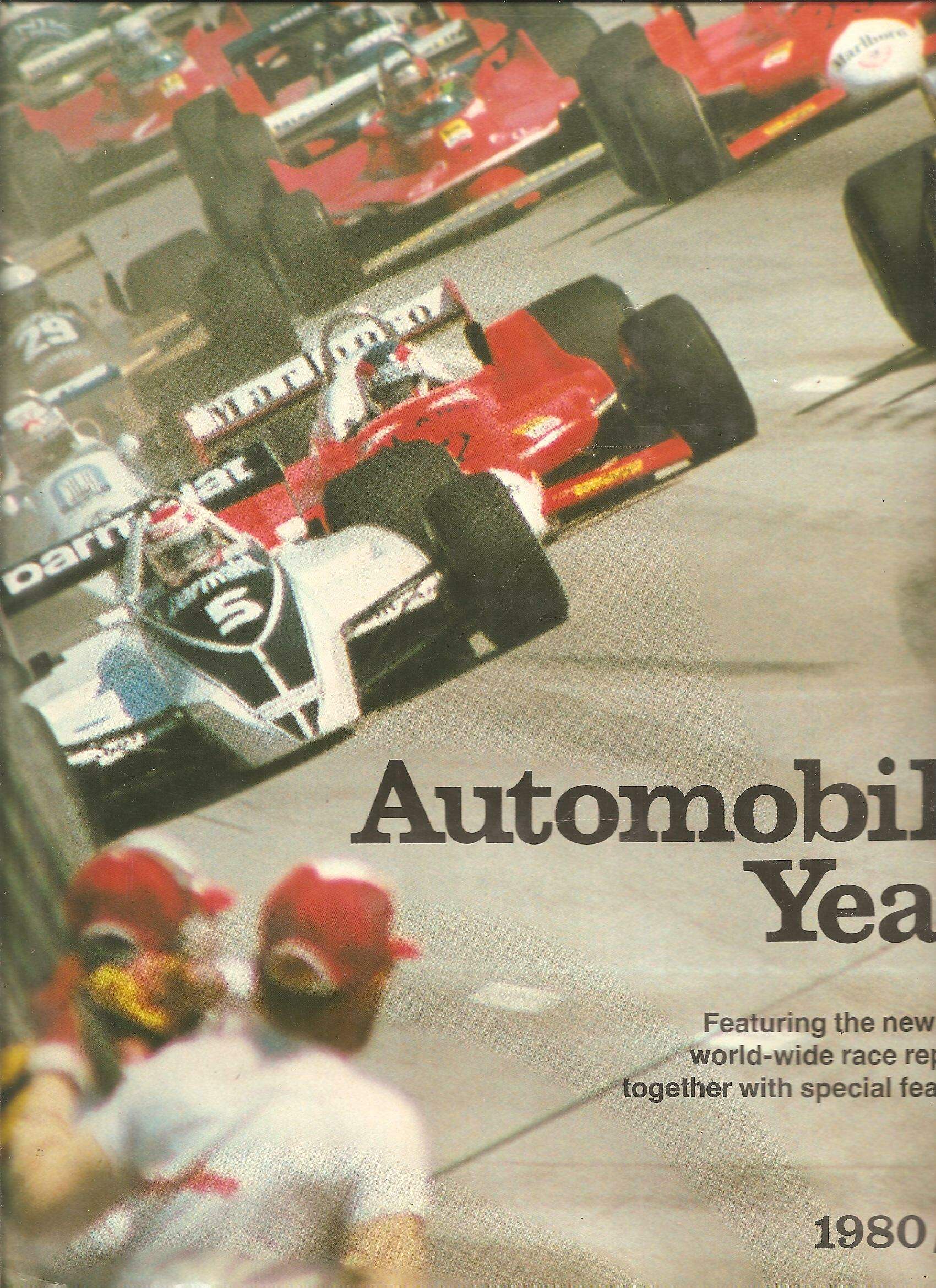 AUTOMOBILE YEAR 28 1980/81