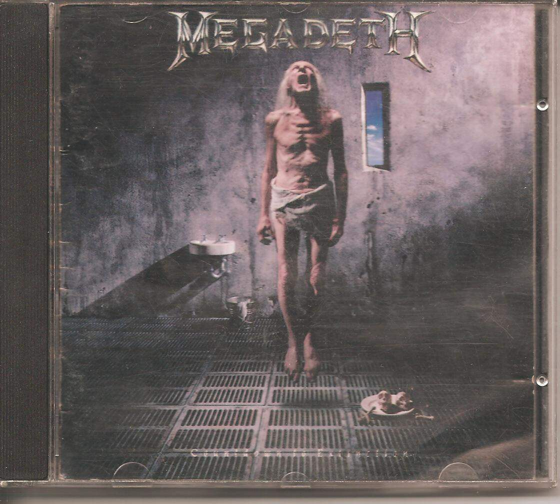 CD MEGADETH - COUNTDOWN TO EXTINCTION