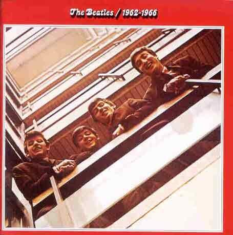 THE BEATLES/ 1962-1966