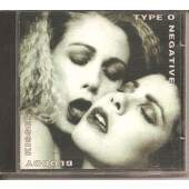 CD TYPE O NEGATIVE - BLOODY KISSES