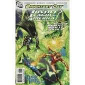 BRIGHTEST DAY ----JUSTICE LEAGUE OF AMERICA  Nº 46  --THE DARK THINGS PART 1