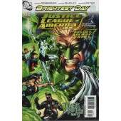 BRIGHTEST DAY ----JUSTICE LEAGUE OF AMERICA  Nº 47  --THE DARK THINGS PART 3