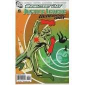 BRIGHTEST DAY ----JUSTICE LEAGUE  -GENERATION LOST Nº 06