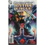 BRIGHTEST DAY ----JUSTICE LEAGUE  -GENERATION LOST Nº 01