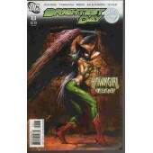 BRIGHTEST DAY ---- HAWKGIRL UNLEASHED ! Nº 08