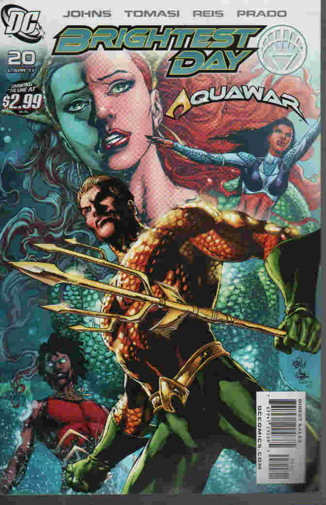 BRIGHTEST DAY -- AQUAWAR Nº 20