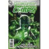 BRIGHTEST DAY  -- GREEN LANTERN CORPS Nº 48 -- THE NEW HONOR GUARD!