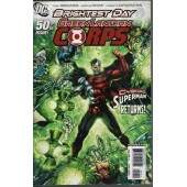 BRIGHTEST DAY  -- GREEN LANTERN CORPS Nº 50 -- CYBORG SUPERMAM RETURNS !