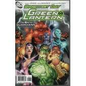 BRIGHTEST DAY -- GREEN LANTERN  Nº 53 -- THE NEW GUARDIANS