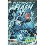 BLACKEST NIGHT -- THE FLASH  Nº 3