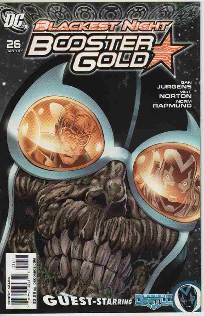 BLACKEST NIGHT -- BOOSTER GOLD Nº 26