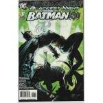 BLACKEST NIGHT -- BATMAN  Nº 1