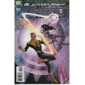 BLACKEST NIGHT -- GREEN LANTERN  Nº 45