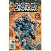 BLACKEST NIGHT -- GREEN LANTERN  Nº 48