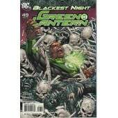 BLACKEST NIGHT -- GREEN LANTERN  Nº 49