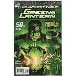 BLACKEST NIGHT -- GREEN LANTERN  Nº 50