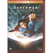 DVD SUPERMAN O RETORNO