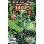 BLACKEST NIGHT -- GREEN LANTERN CORPS  Nº 42