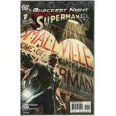 BLACKEST NIGHT -- SUPERMAN  Nº 1