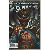BLACKEST NIGHT -- SUPERMAN  Nº 2
