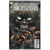 BLACKEST NIGHT -- OUTSIDERS   Nº24
