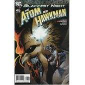 BLACKEST NIGHT -- THE ATOM AND HAWKMAN   Nº 46